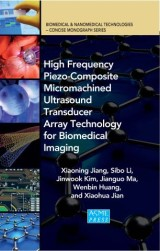 High Frequency Piezo-Composite Micromachined Ultrasound Transducer Array Technology for Biomedical Imaging