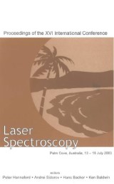 Laser Spectroscopy - Proceedings Of The Xvi International Conference