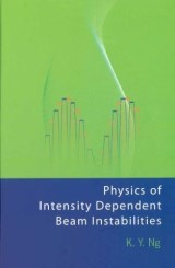 Physics Of Intensity Dependent Beam Instabilities