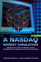 Nasdaq Market Simulation, A: Insights On A Major Market From The Science Of Complex Adaptive Systems