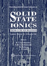 Solid State Ionics: Trends In The New Millennium, Proceedings Of The 8th Asian Conference