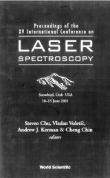 Laser Spectroscopy - Proceedings Of The Xv International Conference