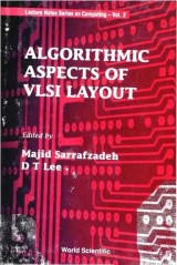 Algorithmic Aspects Of Vlsi Layout