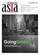 Development Asia—Going Green