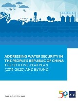 Addressing Water Security in the People's Republic of China