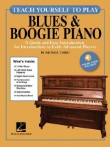 Teach Yourself to Play Blues & Boogie Piano