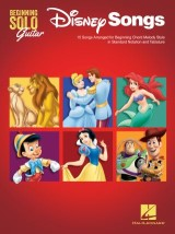 Disney Songs - Beginning Solo Guitar