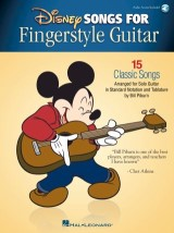 Disney Songs for Fingerstyle Guitar
