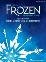 Disney's Frozen - The Broadway Musical Songbook