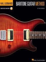 Hal Leonard Baritone Guitar Method