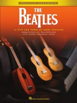 The Beatles for Ukulele Ensemble Songbook