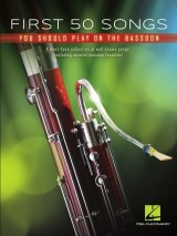 First 50 Songs You Should Play on Bassoon Songbook