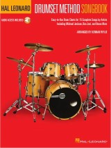 Hal Leonard Drumset Method Songbook