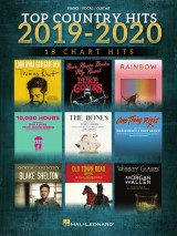 Top Country Hits of 2019-2020 Songbook