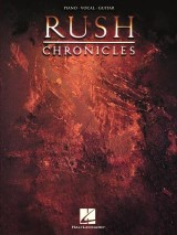 Rush - Chronicles Songbook