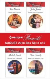 Harlequin Presents August 2018 - Box Set 2 of 2