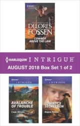 Harlequin Intrigue August 2018 - Box Set 1 of 2