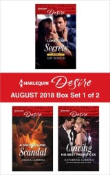 Harlequin Desire August 2018 Box Set - 1 of 2