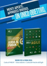 A Guide to the Project Management Body of Knowledge (PMBOK(R) Guide-Sixth Edition / Agile Practice Guide Bundle (ITALIAN)