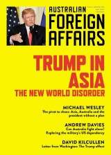 Trump in Asia: The New World Disorder
