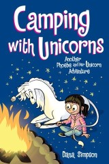 Camping with Unicorns (Phoebe and Her Unicorn Series Book 11)