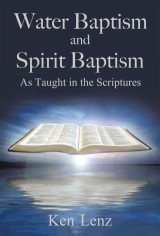 Water Baptism and Spirit Baptism
