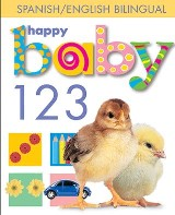 Happy Baby: 123 Bilingual
