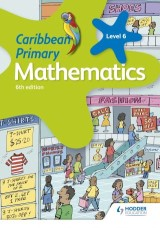 Caribbean Primary Mathematics Book 6 6th edition
