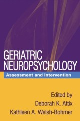 Geriatric Neuropsychology
