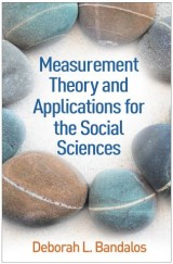 Measurement Theory and Applications for the Social Sciences