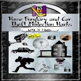 Home Burglary and Car Theft Protection Hacks