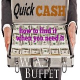 Quick Cash - How to Find It When you Need It