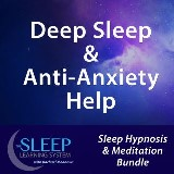 Deep Sleep & Anti-Anxiety Help - Sleep Learning System Bundle with Rachael Meddows (Sleep Hypnosis & Meditation)