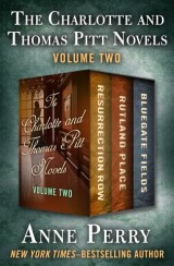 The Charlotte and Thomas Pitt Novels Volume Two