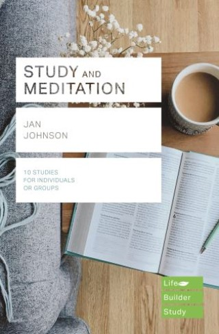 Study and Meditation (Lifebuilder Study Guides)