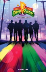 Mighty Morphin Power Rangers Lost Chronicles Vol. 1