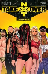 WWE: NXT TAKEOVER - The Blueprint #1