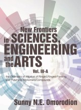 New Frontiers in Sciences, Engineering and the Arts
