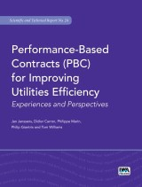 Performance-Based Contracts (PBC) for Improving Utilities Efficiency