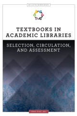 Textbooks in Academic Libraries