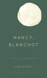 Nancy, Blanchot