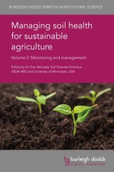 Managing soil health for sustainable agriculture Volume 2