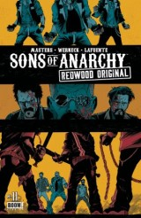 Sons of Anarchy Redwood Original #11