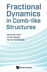 Fractional Dynamics in Comb-like Structures