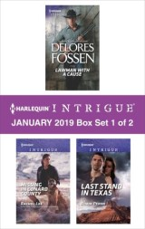 Harlequin Intrigue January 2019 - Box Set 1 of 2