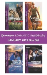 Harlequin Romantic Suspense January 2019 Box Set