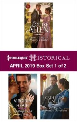 Harlequin Historical April 2019 - Box Set 1 of 2