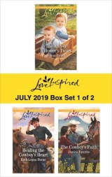 Harlequin Love Inspired July 2019 - Box Set 1 of 2