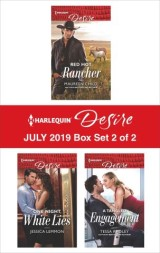 Harlequin Desire July 2019 - Box Set 2 of 2