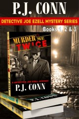 The Detective Joe Ezell Mystery Boxed Set, Books 1-3